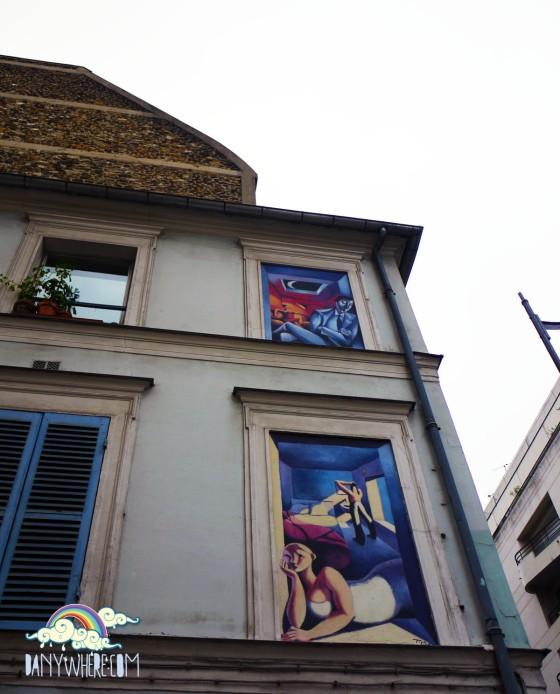 Murals, Brussels Zuid