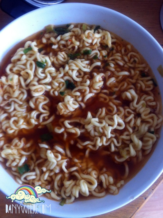 Korean Noodle Amsterdam