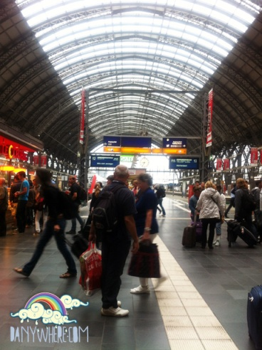 Main HBF Frankfurt