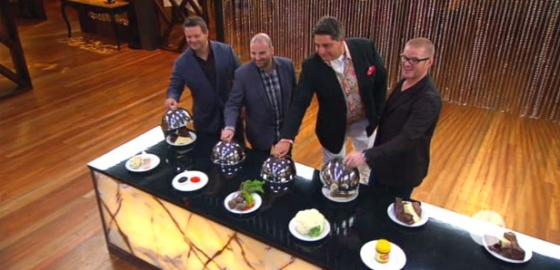 Masterchef Australia Season 4 Episode 49 Heston Blumenthal