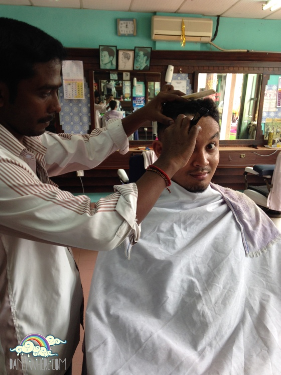 KKB Barber Shop Ashraf