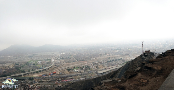 San Cristobal Panoramic