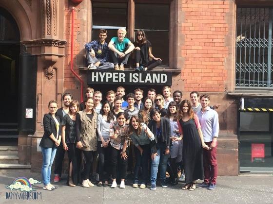 Hyper Island Crew 5